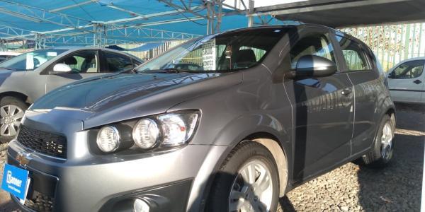 Chevrolet Sonic  año 2013