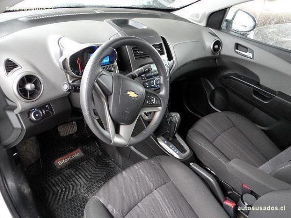 Chevrolet Sonic LT BH año 2013
