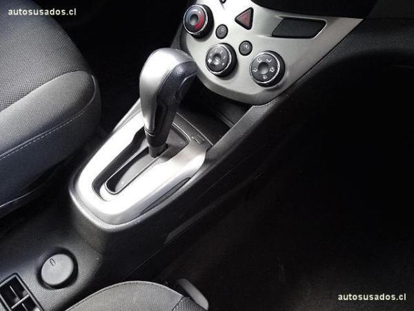 Chevrolet Sonic II LT HB año 2014