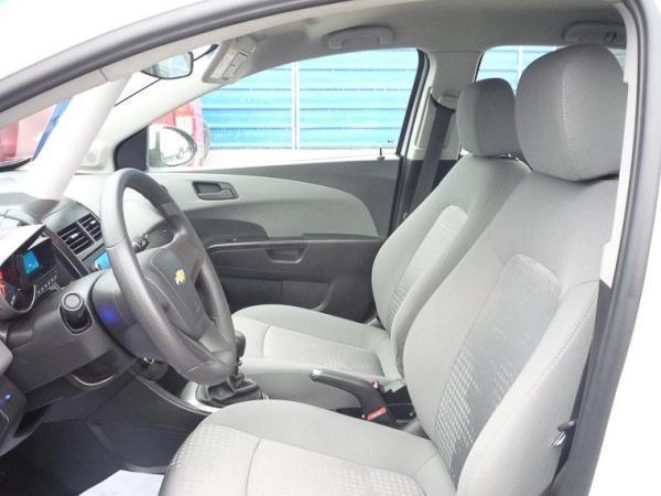Chevrolet Sonic Sonic Ii Hb 1.6 año 2014