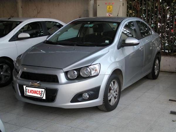 Chevrolet Sonic II LT 1.6 año 2014