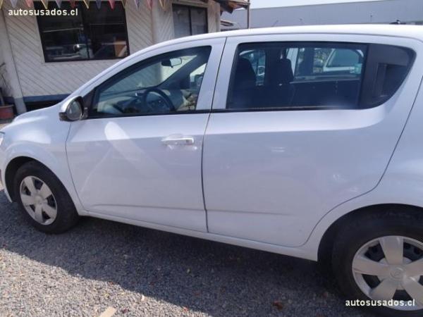 Chevrolet Sonic  año 2014