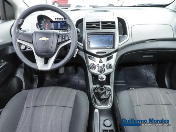 Chevrolet Sonic LT 1.6 año 2014