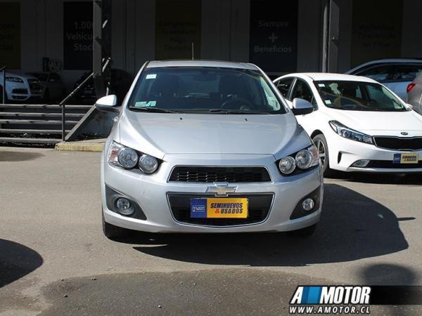 Chevrolet Sonic Sonic Ii Lt Hb 1.6 At año 2014