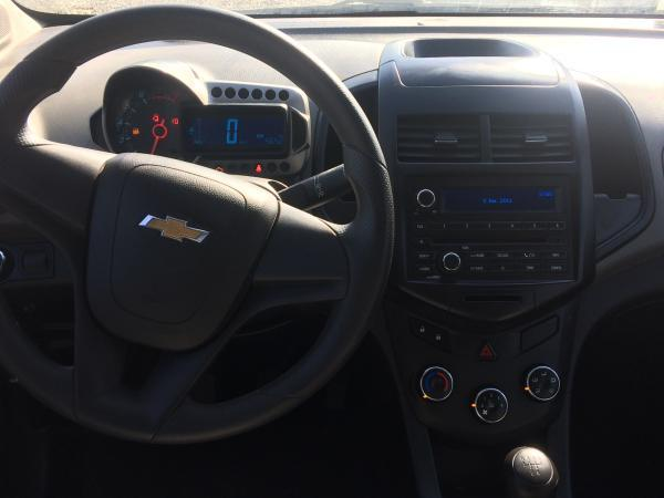 Chevrolet Sonic 1.6 año 2014