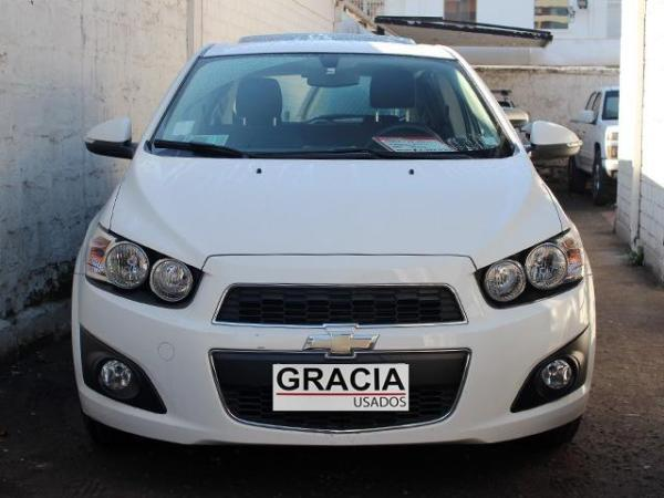 Chevrolet Sonic LT HB 1.6 AT año 2015