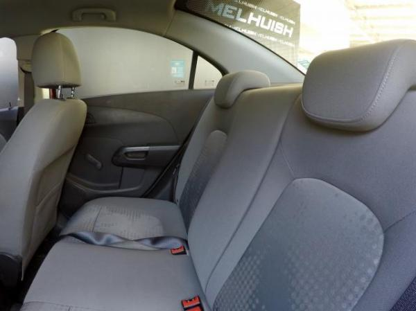 Chevrolet Sonic LS año 2015