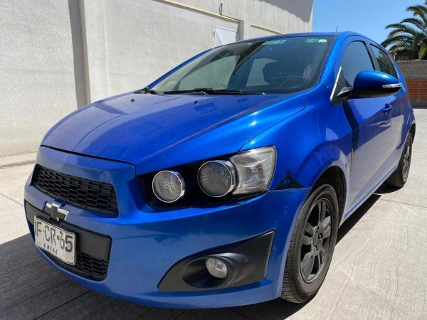 Chevrolet Sonic 1.6 LT AT año 2015