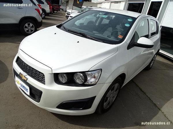 Chevrolet Sonic HB 1.6 año 2015