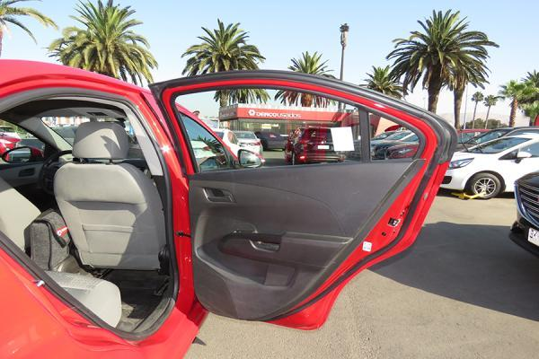 Chevrolet Sonic II año 2016