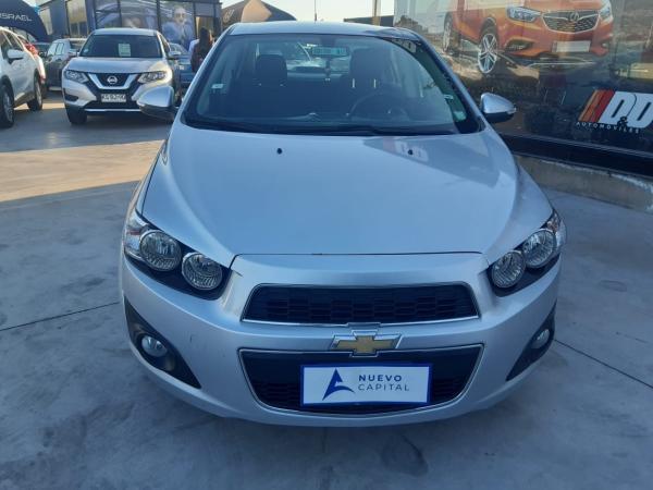 Chevrolet Sonic 1.6 MT LT NB SEDAN año 2016