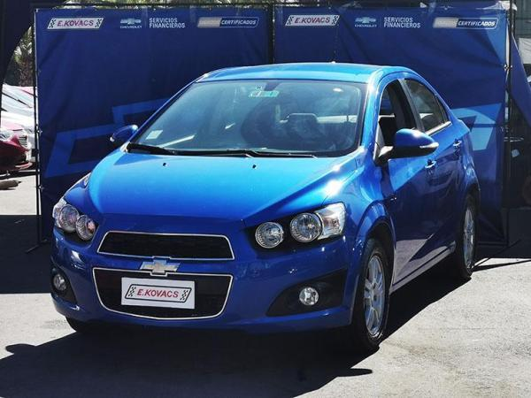 Chevrolet Sonic AC MT año 2016