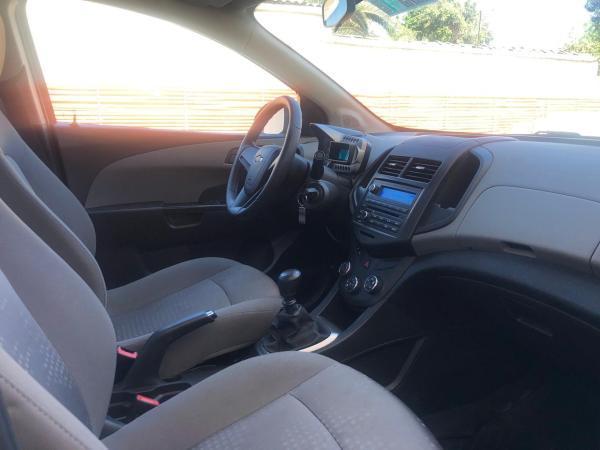 Chevrolet Sonic 1.6 MT año 2017