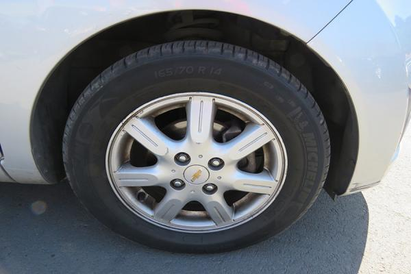 Chevrolet Spark GT año 2010