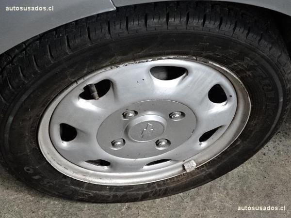 Chevrolet Spark LT año 2011