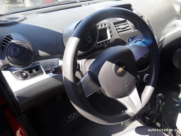 Chevrolet Spark GT año 2011