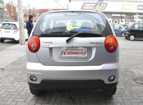 Chevrolet Spark LITE año 2011