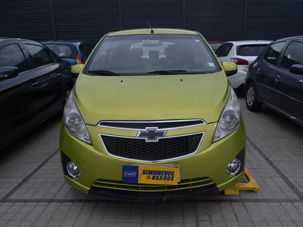 Chevrolet Spark SPARK GT HB LT 1.2 año 2012