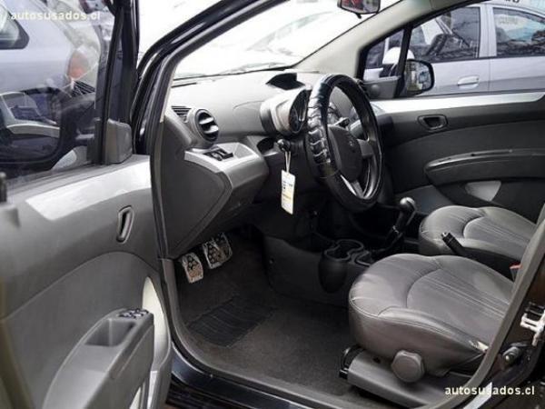 Chevrolet Spark GT II 1.2 MT LT año 2014