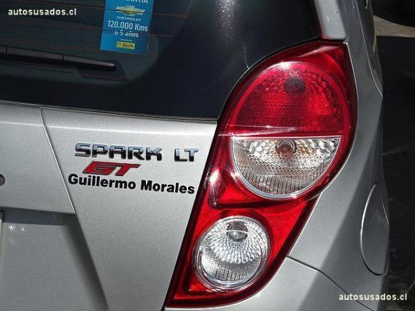 Chevrolet Spark GT año 2015