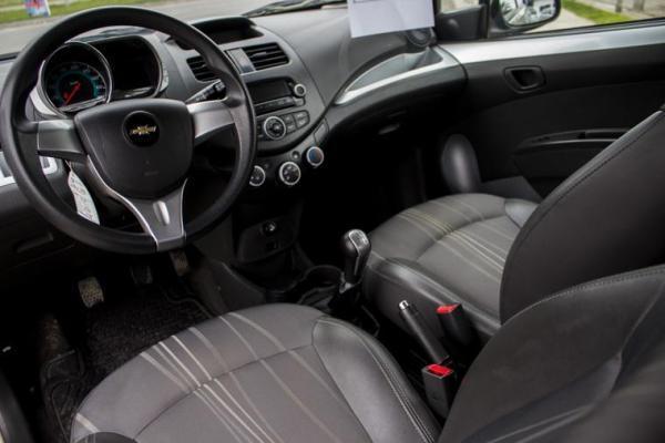 Chevrolet Spark GT SI año 2015