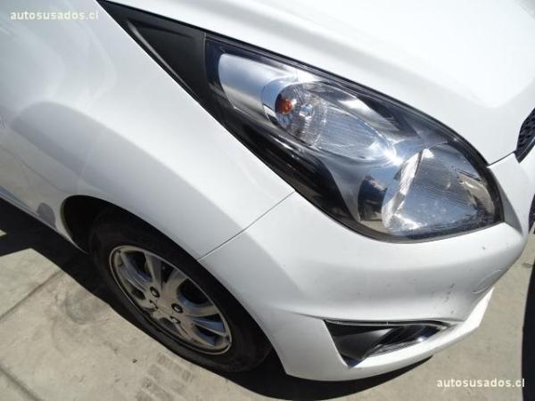 Chevrolet Spark 1.2 MT LT EFFECT año 2015