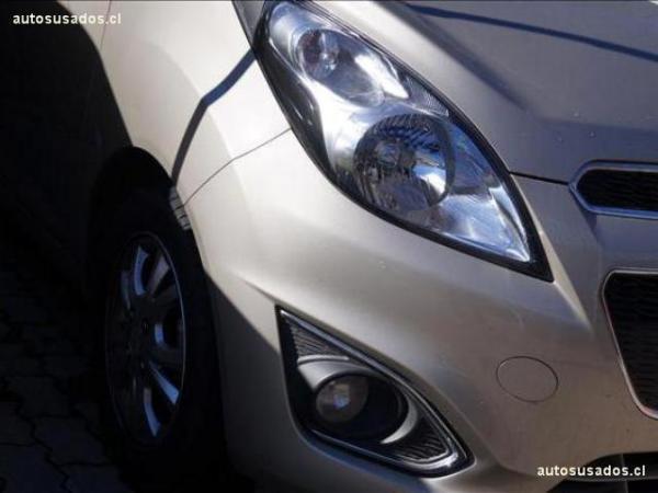 Chevrolet Spark LT 1.2 año 2016