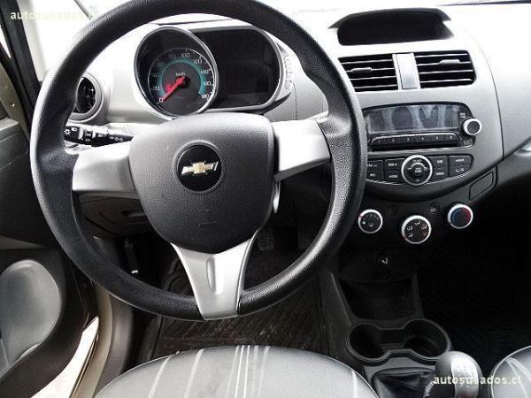 Chevrolet Spark GT LT año 2016
