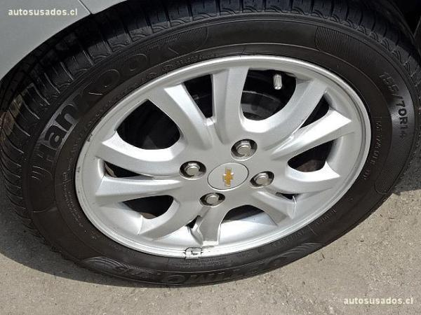 Chevrolet Spark GT II año 2016