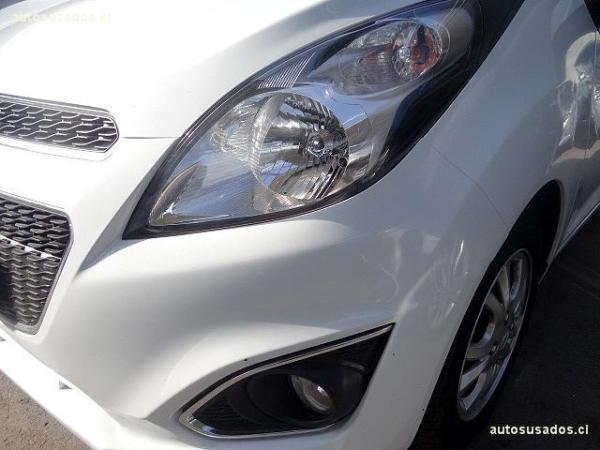 Chevrolet Spark spark gt año 2016