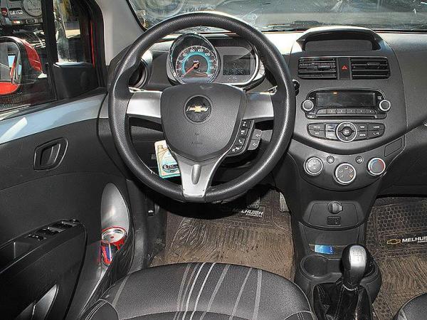 Chevrolet Spark GTI año 2017