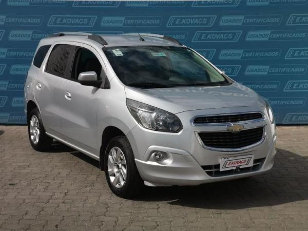 Chevrolet Spin 1.8 AT A/C año 2017