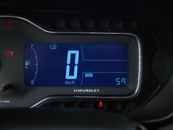 Chevrolet Spin LTZ 1.8 año 2017