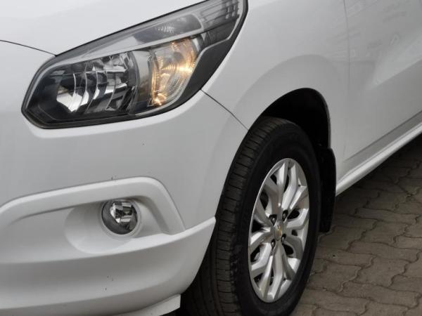 Chevrolet Spin LTZ 1.8 AC año 2018