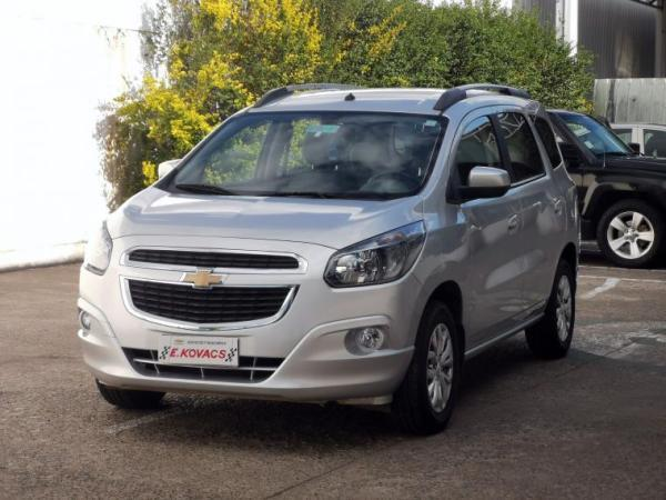 Chevrolet Spin 1.8L LTZ MT año 2018