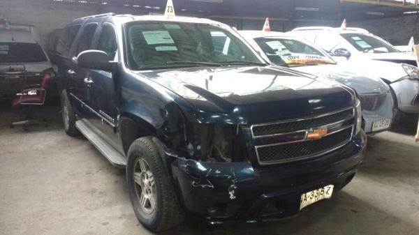 Chevrolet Suburban  año 2007