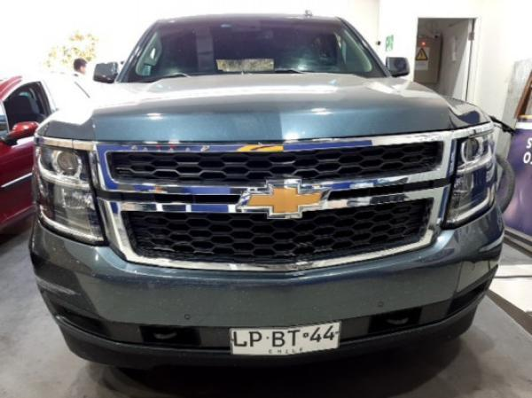 Chevrolet Suburban  año 2019