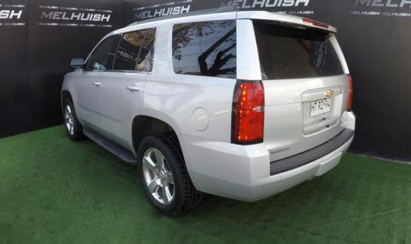 Chevrolet Tahoe PCK UN DUENO año 2016