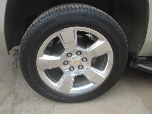 Chevrolet Tahoe LT 4WD 5.3 año 2016