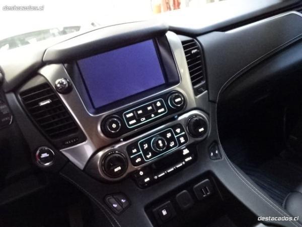 Chevrolet Tahoe LT AWD 5.3 año 2016