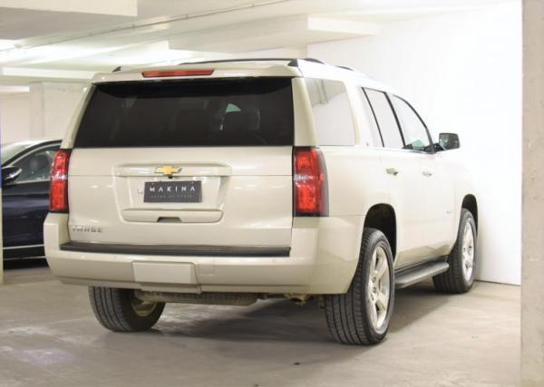 Chevrolet Tahoe 5.3 LT 4X4 año 2017
