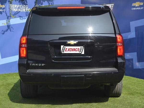 Chevrolet Tahoe LT 4WD 5.3 AT año 2017