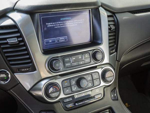 Chevrolet Tahoe LT 4X4 año 2018