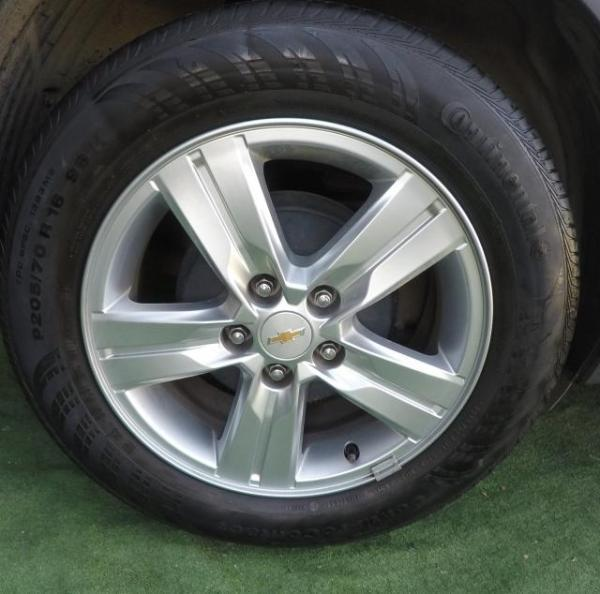 Chevrolet Tracker LT 4x2 año 2013