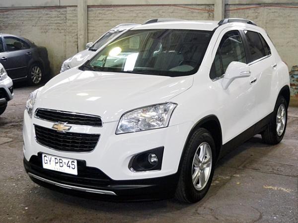 Chevrolet Tracker LT 1.8 año 2014