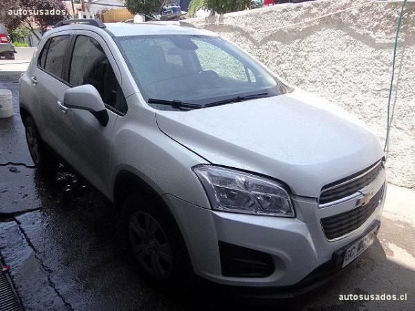 Chevrolet Tracker LT año 2014