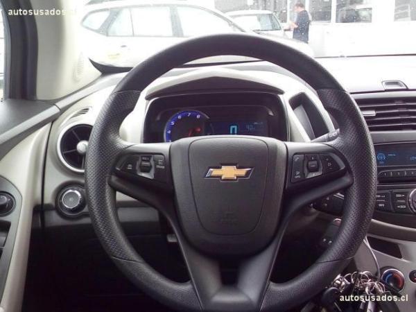 Chevrolet Tracker 1.8 LT año 2014