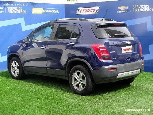 Chevrolet Tracker 1.8 4X2 TRACKER año 2014