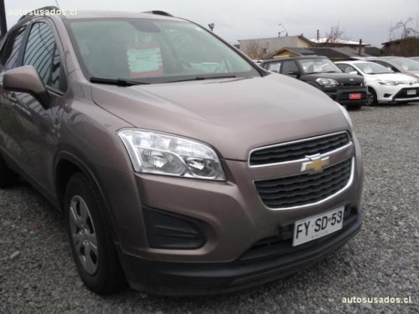 Chevrolet Tracker 1.8 TRACKER año 2014