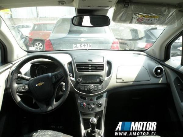 Chevrolet Tracker - año 2014